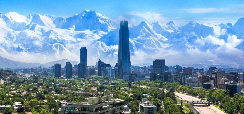 Ciudad Santiago de Chile