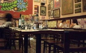 Restaurante Liguria en la ciudad de Santiago de Chile
